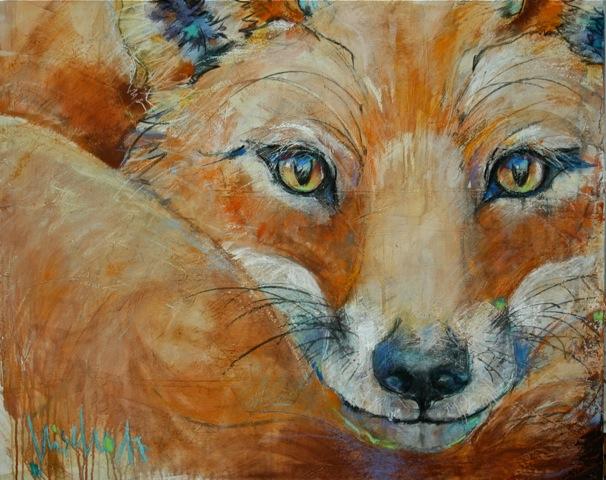 Tiermalerei-Fuchs-OZVerlag