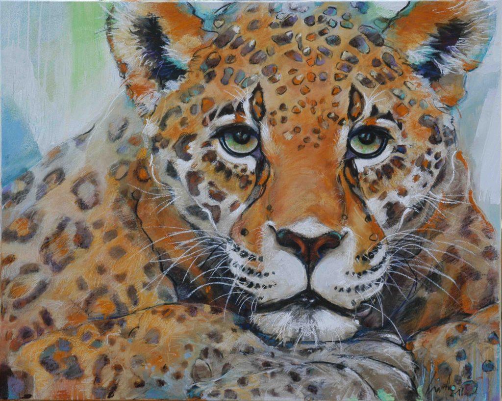 Tiermalerei-Jaguar-OZVerlag