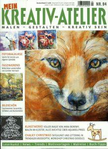 Tiermalerei-Fuchs-KiS_Malschule-OZ-Verlag